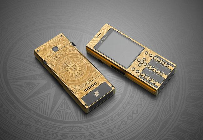 Điện thoại hạng sang Mobiado lấy cảm hứng từ trống đồng Đông Sơn - Điện thoại - Ảnh 4.