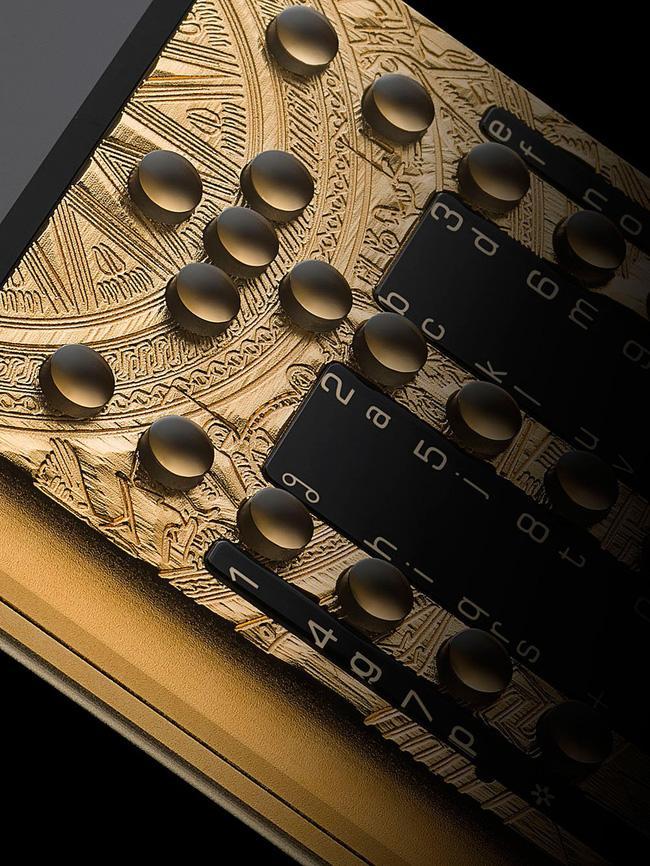 Điện thoại hạng sang Mobiado lấy cảm hứng từ trống đồng Đông Sơn - Điện thoại - Ảnh 5.