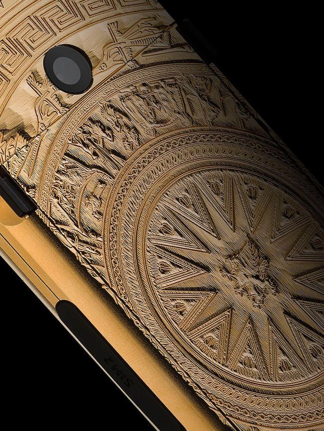 Điện thoại hạng sang Mobiado lấy cảm hứng từ trống đồng Đông Sơn - Điện thoại - Ảnh 6.