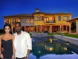 Những biệt thự triệu đô của chị em nhà Kim Kardashian