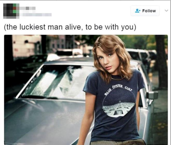 Fan cuong quay roi Taylor Swift luc nua dem hinh anh 2