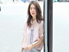 Hot girl Mẫn Tiên gây bất ngờ với vẻ ngoài ngày càng xinh đẹp