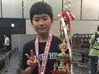 Hajime Miura - Cậu nhóc 11 tuổi ba lần vô địch Yoyo thế giới
