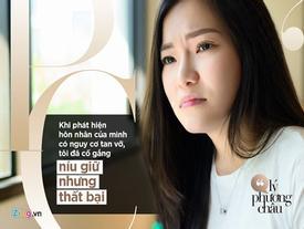 Lý Phương Châu: 'Lâm Vinh Hải công khai yêu Linh Chi, tôi đã rất sốc'