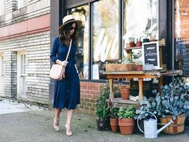 Dù cá tính hay điệu đà bạn cũng không thể thiếu kiểu váy này!