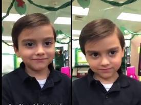 Cậu nhóc 5 tuổi đối mặt với chuyện 'thất tình' cực đáng yêu