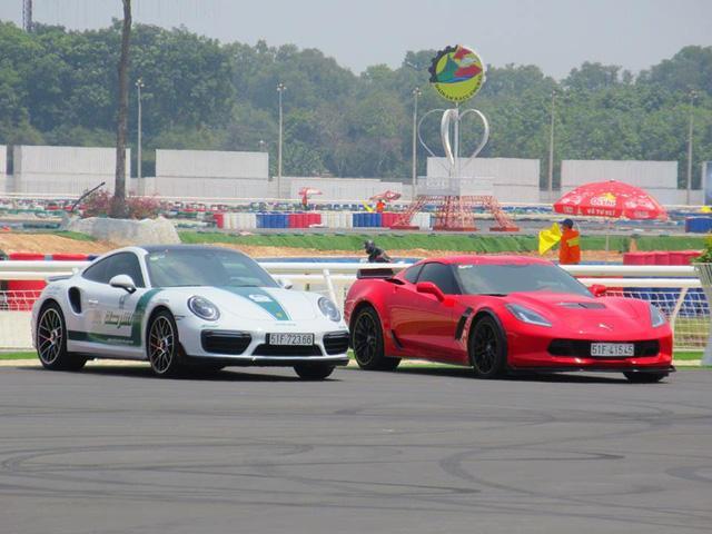 Siêu xe và xe thể thao cao cấp hội ngộ tại trường đua 2.000 tỷ Đồng của Dũng lò vôi - Ảnh 13.