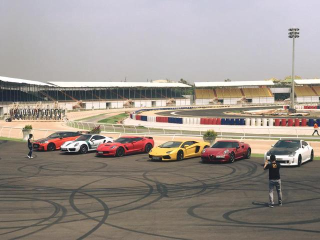 Siêu xe và xe thể thao cao cấp hội ngộ tại trường đua 2.000 tỷ Đồng của Dũng lò vôi - Ảnh 4.