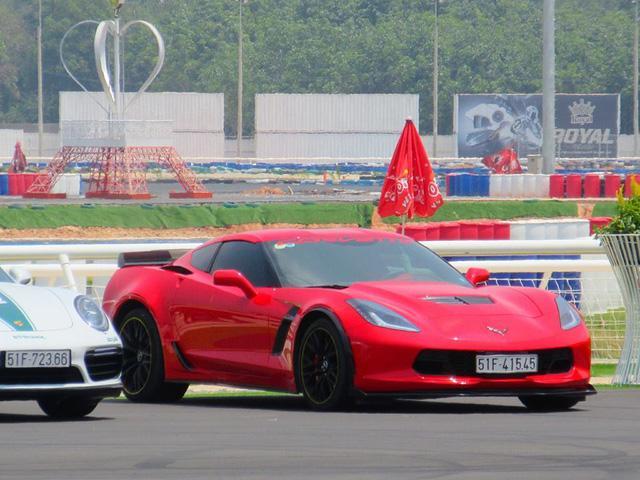 Siêu xe và xe thể thao cao cấp hội ngộ tại trường đua 2.000 tỷ Đồng của Dũng lò vôi - Ảnh 14.