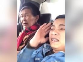 Bị 'viêm màng túi', chàng trai hài hước cầu cứu bà cách chữa trị