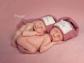Câu chuyện cảm động về cặp song sinh của hai bà mẹ đồng tính
