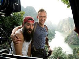 Hình ảnh hài hước, ít biết của đạo diễn 'Kong' khi làm phim ở Việt Nam