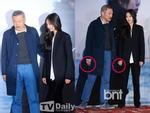 Cặp sao 'chú - cháu' Hàn Quốc khoe nhẫn đôi mặc chỉ trích ngoại tình