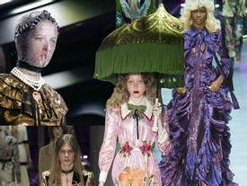 10 bộ sưu tập thời trang hot nhất sàn diễn mùa thu