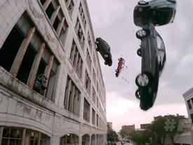 """""""Fast 8"""" tung clip với nhiều cảnh phim siêu tưởng"""