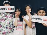 Rộ tin 'mỹ nhân thế hệ mới' Seolhyun và thành viên Jimin (AOA) đang ở Việt Nam