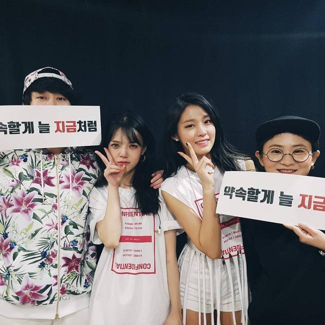 Rộ tin mỹ nhân thế hệ mới Seolhyun và thành viên Jimin (AOA) đang ở Việt Nam! - Ảnh 5.