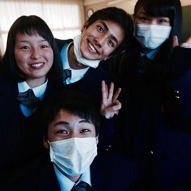 Danh tính của nam sinh Nhật Bản có nụ cười vạn người mê đã được tìm ra rồi! - Ảnh 4.
