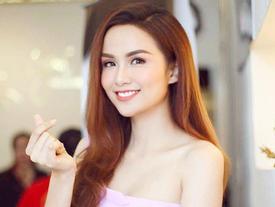 Hoa hậu Diễm Hương: 'Tôi đẹp vì là hoa thật chứ không phải hoa silicon'