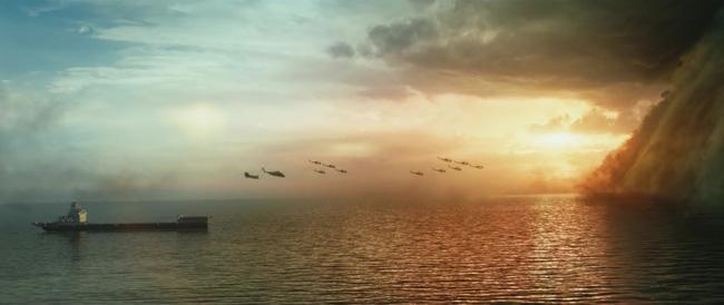 13 chi tiết vô lý đến nực cười trong bom tấn Kong: Skull Island - Ảnh 1.