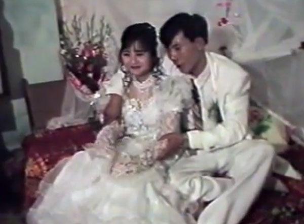 Phòng tân hôn của cô dâu chú rể