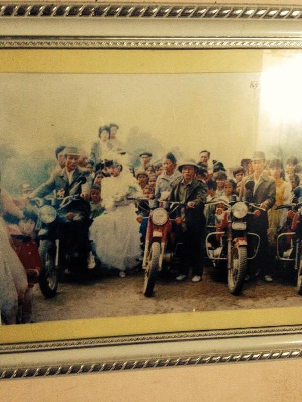 Một đám cưới 'khủng' ngày xưa