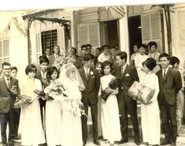 Một số hình ảnh khác về đám cưới xưa