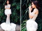 Ngắm lại chiếc váy mỏng tang của Hương Tràm từng gây tranh cãi vì 'làm hỏng mà không đền'