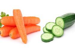 Sai lầm phải tới 90% người Việt mắc phải khi ăn cà rốt, dưa chuột cần bỏ gấp