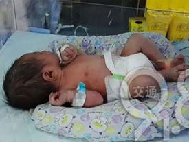 Trung Quốc: Mẹ vào xưởng ôtô sinh con trong 30 giây rồi bỏ đi