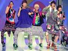 Sao Hàn và muôn kiểu thời trang biểu diễn bị chê thiếu tôn trọng khán giả