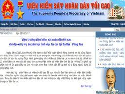 Viện trưởng VKSND Tối cao chỉ đạo làm rõ vụ dâm ô trẻ em ở Vũng Tàu