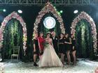 Xôn xao đám cưới với rạp trang trí hơn 5 tỷ đồng ở Hải Phòng