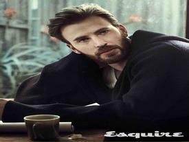 """""""Captain America"""" Chris Evans tiết lộ độ tuổi đánh mất sự """"trong trắng"""""""