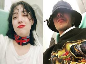 """G-Dragon """"cười nhạo"""" và lên tiếng thẳng thắn về tin đồn hẹn hò Sulli"""