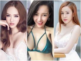 Dàn 'hotgirl thị phi' bị loại sạch khỏi top 10 'The Face Online 2017'