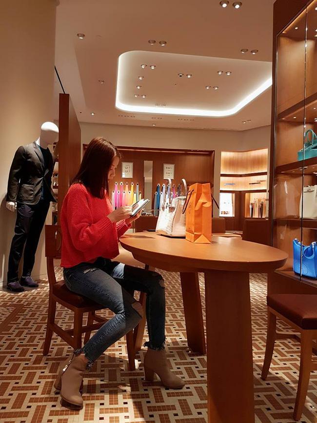 Chiếc túi Birkin bạch tạng giá 5 tỷ đồng của Hoa hậu Hải Dương bị tố là FAKE! - Ảnh 8.