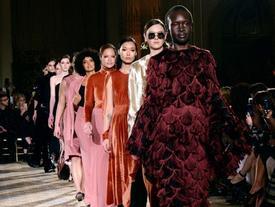 Tuần lễ thời trang ngày càng chào đón người mẫu đa sắc tộc