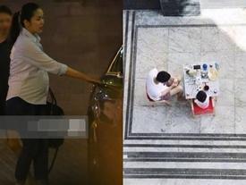 Tăng Thanh Hà tất bật chăm sóc con sau sinh nhóc tỳ thứ 2