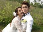 Rò rỉ ảnh cưới của Nhã Phương và Kang Tae Oh trong phim 'Tuổi thanh xuân 2'