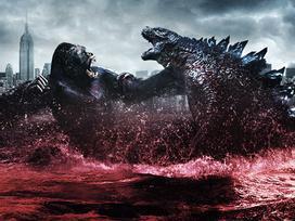 So tài 2 quái vật vũ trụ Kong và Godzilla: Ai là kẻ mạnh hơn khi đối đầu?