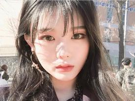 Cô gái từ xứ sở kim chi với nhan sắc 'trong vắt' khiến mạng xã hội ngây ngất