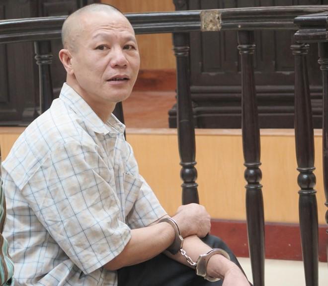 Lời nói gây bất ngờ của tên trộm giết 2 bố con khi bị tuyên án tử hình - Ảnh 1.