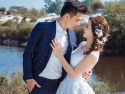Hot girl dân tộc' hạnh phúc bên chồng trong bộ ảnh cưới