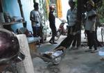 Nam thanh niên chết bất thường trên võng trong quán cà phê
