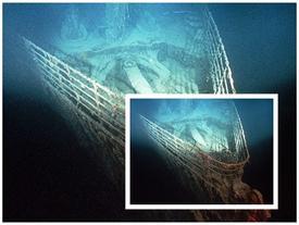 Ngắm xác tàu Titanic dưới đáy biển với 100.000 USD