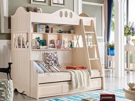 Sai lầm có hại nhiều bố mẹ mắc khi đặt giường tầng trong phòng ngủ của bé