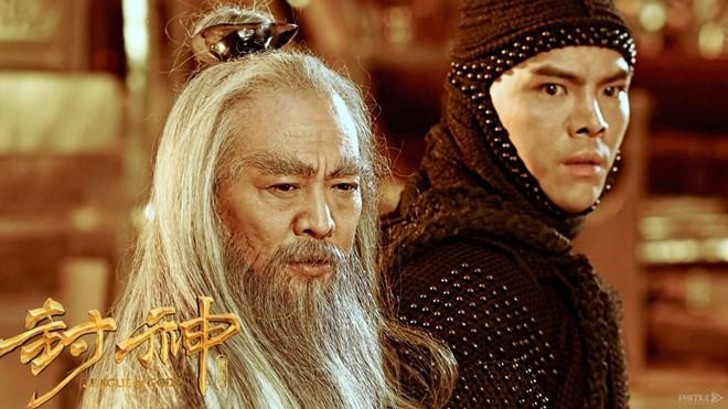 Sao nu 'Kong' Canh Diem am giai dien vien te nhat Trung Quoc hinh anh 3