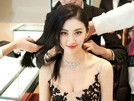Sao nữ 'Kong' Cảnh Điềm ẵm giải diễn viên tệ nhất Trung Quốc