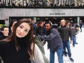 Con gái tài tử Paul Walker bất ngờ trở thành người mẫu ở tuổi 18